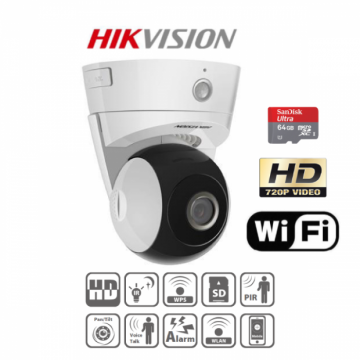 CAMERA IP HIKVISION DS-2CD2Q10FD-IW