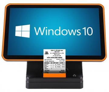 Máy tính tiền POS Teki C200 (1 màn hình + hiển thị giá)