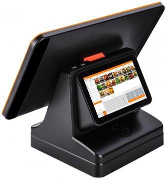 Máy tính tiền POS Teki C220 (2 màn hình)