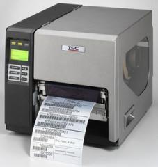 Máy in mã vạch TSC TTP-344M Plus