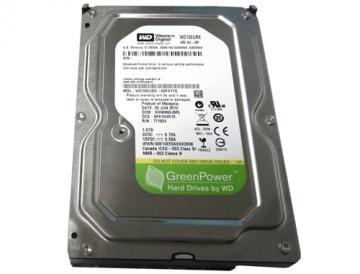 WESTERN DIGITAL HDD AV-GP™ WD10EURX (1TB)
