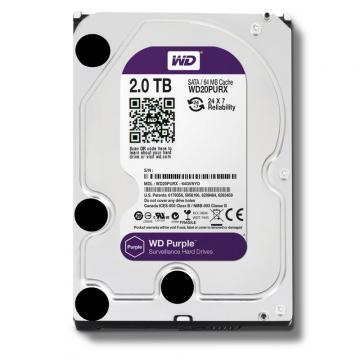 WESTERN DIGITAL HDD Purple™ WD20PURX (2TB)