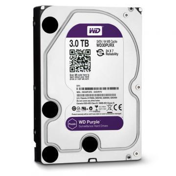 WESTERN DIGITAL HDD Purple™ WD30PURX (3TB)