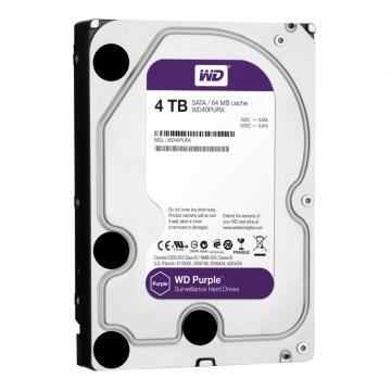 WESTERN DIGITAL HDD Purple™ WD40PURX (4TB)