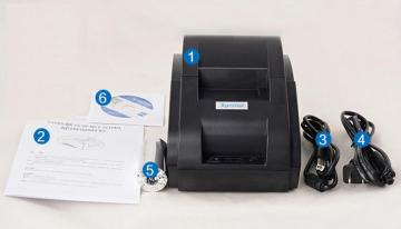 Xprinter XP-T58IIH
